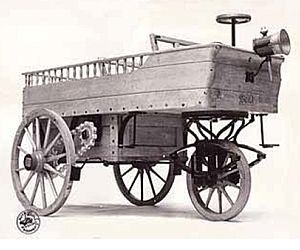 The hippomobile- an early hydrogen car